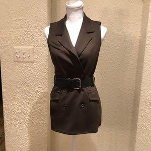 Bailey 44 military sleeveless vest.